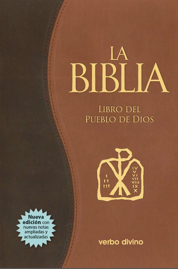 Resultado de imagen de Verbo divino, Biblia del pueblo de Dios