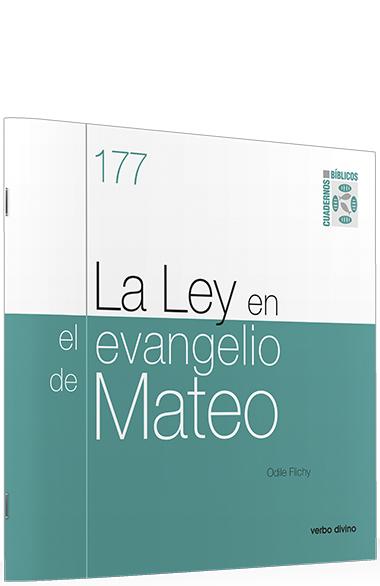 La Ley en el evangelio de Mateo