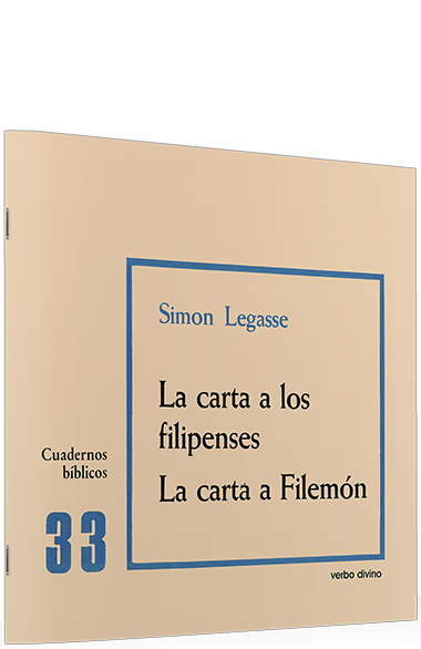 978-84-7151-284-0 La carta a los Filipenses. La carta a Filemón