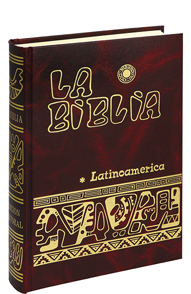 978-84-7151-134-8 La Biblia Latinoamérica [letra normal] cartoné