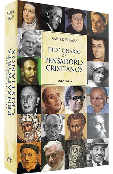 Resultado de imagen de Pikaza, Diccionario de pensadores cristianos