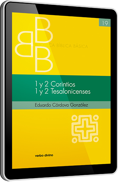 1 y 2 Corintios. 1 y 2 Tesalonicenses - EPUB