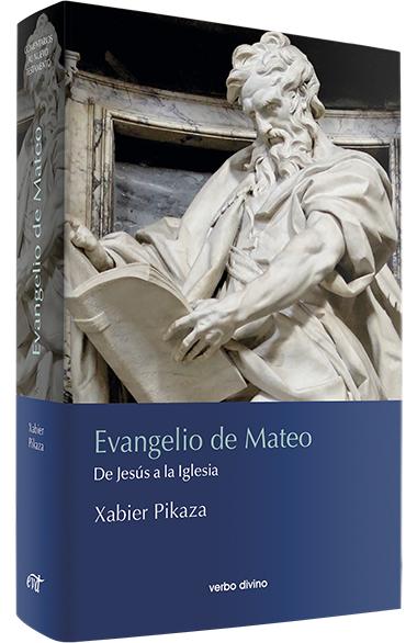 Resultado de imagen de Pikaza, Mateo