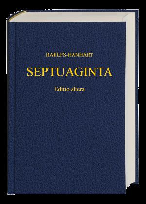 Resultado de imagen de Septuaginta