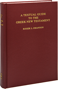 978-3-438-06044-0 A Textual Guide to the Greek New Testament
